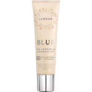 Тональный крем Lumene Blur 16h Longwear Foundation SPF15 00 Ultra Light