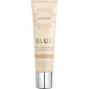 Тональный крем Lumene Blur 16h Longwear Foundation SPF15 1 Classic Beige