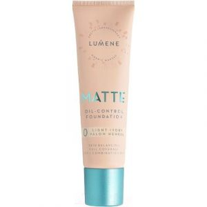 Тональный крем Lumene Matte Foundation 0 Light Ivory