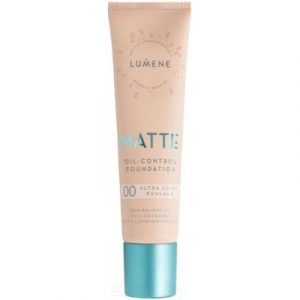 Тональный крем Lumene Matte Foundation 00 Ultra Light