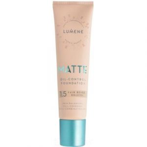 Тональный крем Lumene Matte Foundation 1.5 Fair Beige