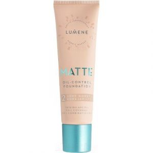 Тональный крем Lumene Matte Foundation 2 Soft Honey