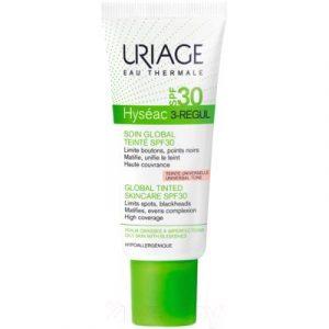 Тональный крем Uriage Hyseac 3-Regul универсальный SPF30
