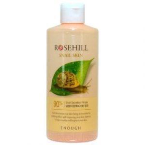 Тонер для лица Enough Rosehill Snail с фильтратом муцина улитки