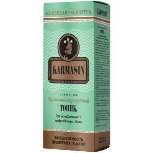 Тоник для волос Karmasin Для ослабленных и поврежденных волос