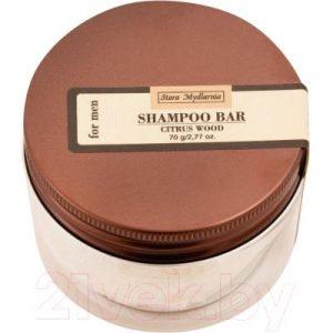 Твердый шампунь для волос Stara Mydlarnia Цитрусовое дерево