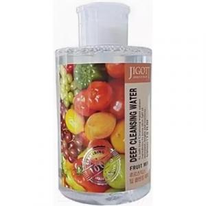 Вода для лица Jigott Глубоко очищающая с экстрактами фруктов