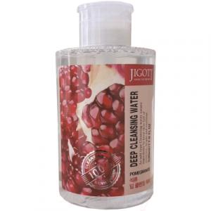 Вода для лица Jigott Глубоко очищающая с экстрактом граната