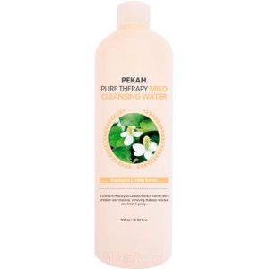 Вода для лица Pekah Мягкая очищающая