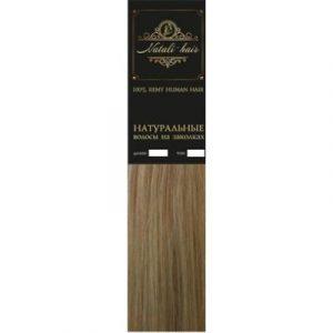 Волосы на заколках Flario Natalihair 4 пряди 55см тон 18