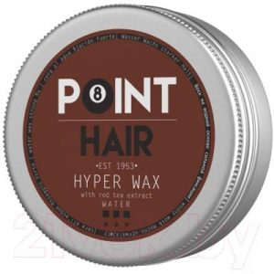 Воск для укладки волос Farmagan Point Hair Hyper Wax Water сильной фиксации