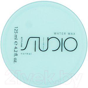 Воск для укладки волос Kapous Studio Professional Water Wax нормальной фиксации