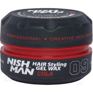 Воск для укладки волос NishMan Cola 09